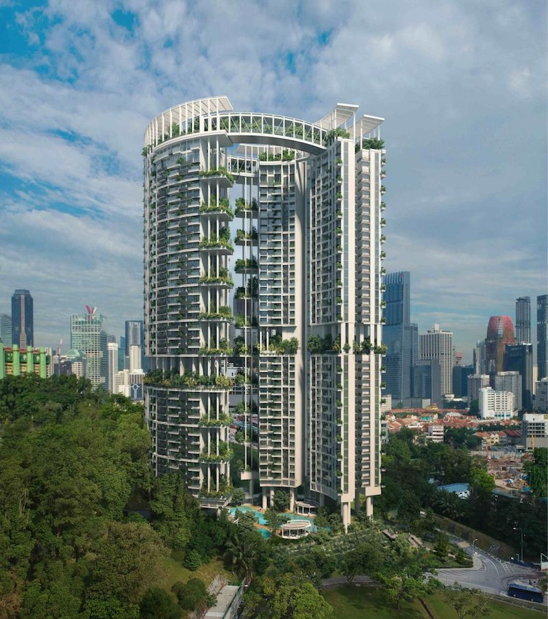 One Pearl Bank By CapitaLand